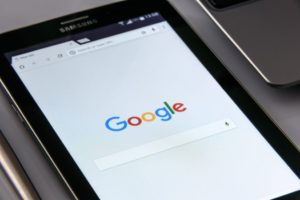 voice search friendly website