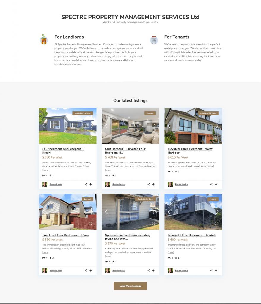 Spectre Property Management Services