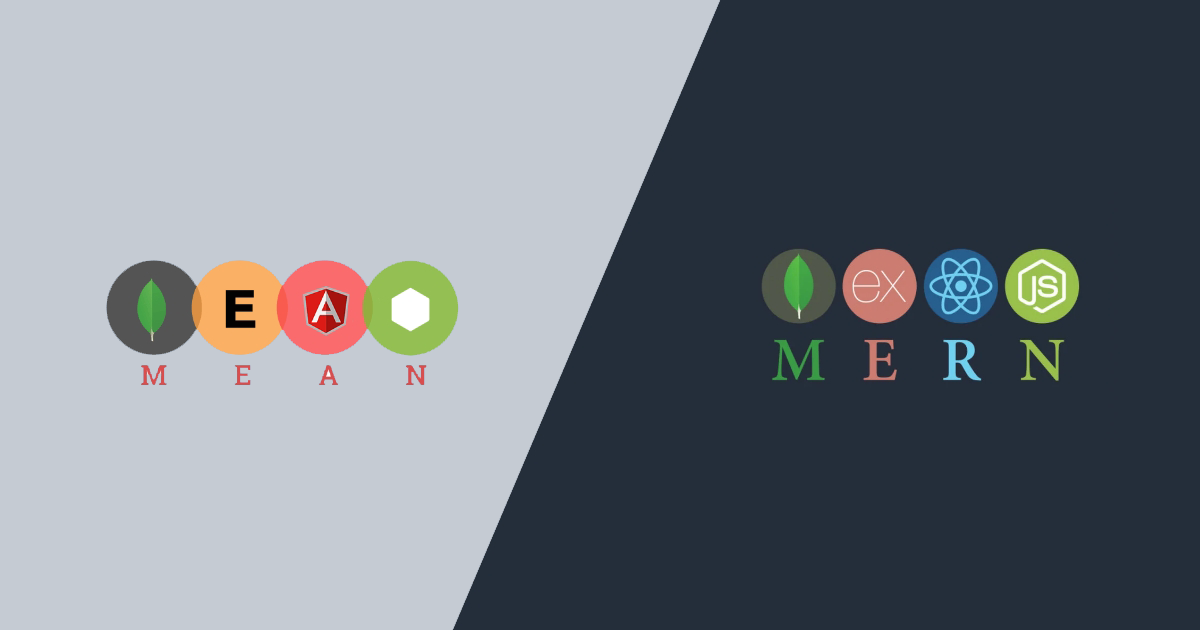 MEAN Stack vs. MERN Stack