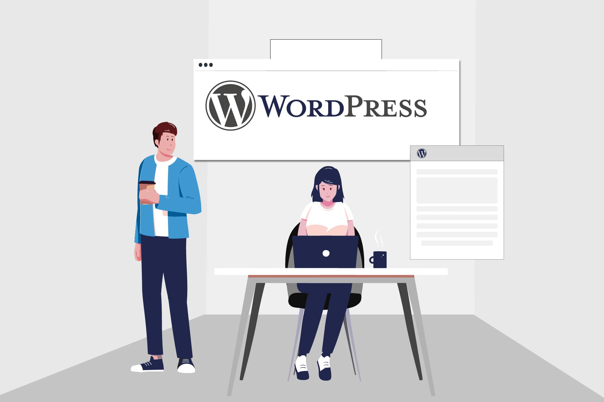 Why WordPress is Economical yet Ideal Solution for Small Businesses?